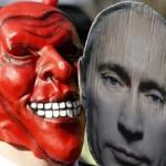 Gruppelogo af Krim-Rusland-Ukraine krisen